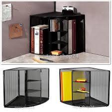 Corner Desk Organization Ideas by Brilliant Desktop Corner Shelf Organizer 25 Best Ideas About