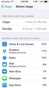 Which Apps Use the Most Battery on the iPhone 5 Solve Your Tech