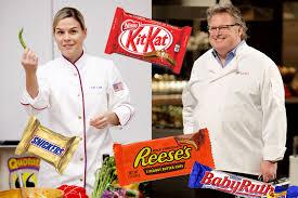 Favorite Halloween Can s Chefs Cat Cora Rick Moonen