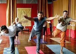 Bikram Yoga Sweat Fitness Bradley Cooper Matthew Mcconaughey