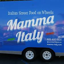 Mamma Italy - Thousand Oaks, CA Food Trucks - Roaming Hunger Guide To Chicago Food Trucks With Locations And Twitter Green Italian Pizza Street Food Truck Stock Vector Royalty Free The Biggest Food Truck In Berlin Riso Ttiamo Gluten Free Trucks Pinterest Ample Turnout For Inaugural Festival The Bennington Trucks Promotional Vehicles Manufacturer Luigi Raffaele Boccardis Express St Louis Creighton Ding On Craving Some Visit Our Local Mamma Mia Olive Garden Invades Bostons Next Level Truck Pizza Parlor Inside A 35 Foot Storage Photos Images