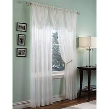 Boscovs Window Curtains by Roma Ii Voile Sheer Rod Pocket Collection Boscov U0027s
