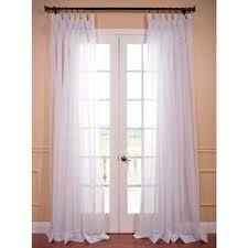 120 inches sheer curtains for less overstock com