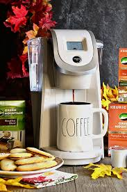 Sandy Pearl White Keurig Brewer Green Mountain Coffee K CupR Pods For The