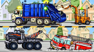 Garbage Truck, Tow Truck Cartoon For Children : Fire Truck - Service ... Amazoncom Ggkg Caps Cartoon Garbage Truck Girls Sun Hat Waste Collection Rubbish Stock Illustration Garbage Truck Cartoons For Children Cars Kids Cartoon Google Search Birthday Party Ideas And Collector Flat Style Colorful Decorative Fabric Shower Curtain Set Red Isolated On White Background Side View Vector Toy Royalty Highquality Women Zipper Travel Kit Canvas Trucks