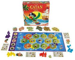 Kolonisten Van Catan Junior 999 Games