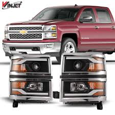100 Chevy Truck 2014 Amazoncom Winjet WJ100382C04 Street Series For 2015