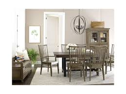 Kincaid Furniture Mill House Dining Table Set With 6 Chairs ... Ding Table 6 Chairs New 5 Piece Table Set 4 Chairs Glass Metal Kitchen Room Fniture Kitchen Simple Ding And Chair Set Black Incredible Size Medida Para Mesa Em Http And Ikea Clearance White Gloss Lenoir Brasilia Style Senarai Harga Homez Solid Wood C 38 Ww T Small Extending Tables Unique Elegant Square New Transitional 7pc Deep Finish Uph Seat Grand Mahogany Hard 68 Seater Kincaid Mill House With Monaco Rectangular Outdoor Patio Office Computer Chair Cover Task Slipcover