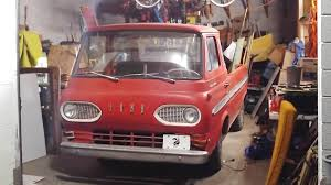 Economic Econoline: 1965 Ford Econoline Pickup