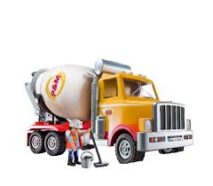 Playmobil City Action Cement Truck - Toys