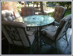 Martha Stewart Victoria Patio Cushions by Martha Stewart Patio Table Replacement Glass Gccourt House