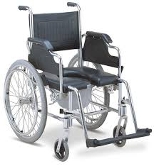 handicap toilet chair with wheels 3 in 1 commode wheelchair bedside toilet shower chair rust free