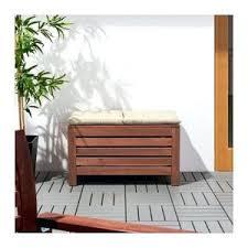 storage bench outdoor wooden outdoor wood storage bench waterproof