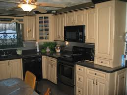 kitchen ceiling fans with bright lights on l shaped kitchen