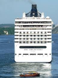 are cruise ships dangerously top heavy cruise news