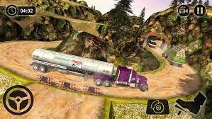 100 Truck Driving Simulator Games Oil Tanker Hill Transport 11 Seedroid