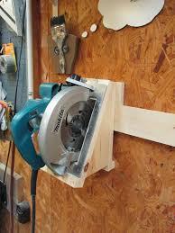 Wood Floor Nailer Gun by Diy Power Tool Storage System Wilker Do U0027s