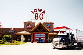 Amy Lombard – INSIDE THE WORLD'S LARGEST TRUCKSTOP