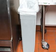 Slim Bathroom Trash Can With Lid by Slim Plastic Step Trash Can Slim Bathroom Trash Can With Lid