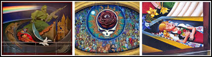 Denver International Airport Murals Meaning by Undercover Operations Sky Ships Over Cashiers Ufo Spot