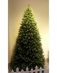 7ft Slim Christmas Tree by 7ft 210cm Artificial Christmas Trees Christmas Tree World