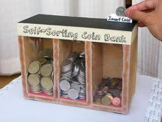 Coin Sorting Machine Runs On Gravity Kids WoodworkingWoodworking ProjectsWood