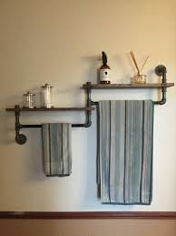 Bathroom Towel Racks 1000 Ideas About On Pinterest