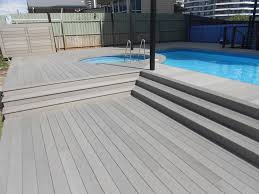 Second Floor Balcony Terrace Deck Waterproof Fresh Flooring
