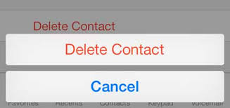 How to Delete a Contact in iOS 7 on the iPhone 5 Solve Your Tech