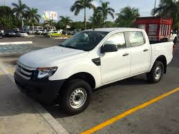 2015 Ford Ranger Mexico - The Fast Lane Truck