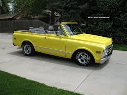 100 72 Chevy Truck For Sale Ebay 19 Gmc Jimmy 2wd Blazer 1970 1971 19