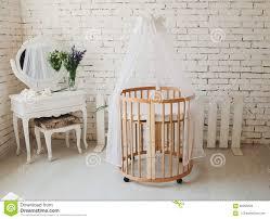 elegantes teures bett für neugeborenes baby