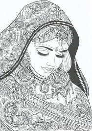 Traditional Wedding Coloring Pages Online Free Print
