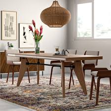 Kai Solid Wood Dining Table