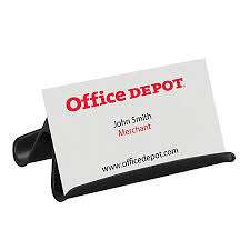 Business Card Holders at fice Depot