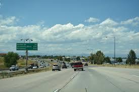 100 Exit C State Highway 470 West AARoads Olorado