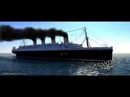Minecraft Titanic Sinking Map by R M S Neptune 4 1 Scale Titanic U0027s Big Sister Minecraft Project