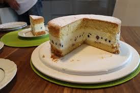 mein land und gartengenuss heidelbeer käse sahne torte