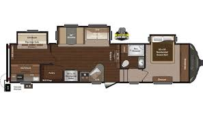 Fifth Wheel Bunkhouse Floor Plans by Keystone Sprinter Floor Plans And General Information