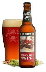 red chair nwpa craft nw pale ale by deschutes brewery