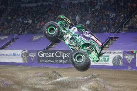 100 Monster Trucks Tucson AZ March 13 Arena Jam