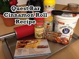 Quest Bar Cinnamon Roll Recipe Review