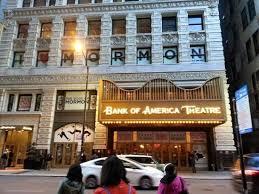 Entrance Picture of CIBC Theatre Chicago TripAdvisor