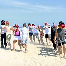 Beach Games Barcelona