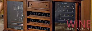 Tresanti Wine Cabinet With 24 Bottle Cooler by Quality Wine Coolers Wine Racks Accessories And More