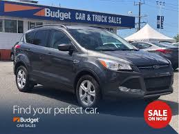 Used 2015 Ford Escape Intuitive All Wheel Drive, Radar Assist ...