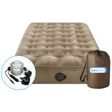 Aerobed With Headboard Uk by Aerobed Inflatable Mattresses Airbeds Ebay