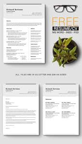 This Is Free Timeless Resume Template For Any Job And Applicant You Will Get Pack With Microsoft Word Adobe InDesign Photoshop Format