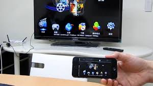 Connect Android phone to the TV