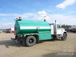 100 Used Fuel Trucks International 4900 Tanker Trucks Year 1994 Price US 12698